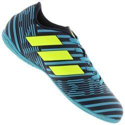 adidas Chuteira Futsal adidas Nemeziz 17.4 IN - Adulto - AZUL ESC/AZUL