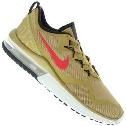 Nike Tênis Nike Air Max Fury - Masculino - MARROM CLA/PRETO