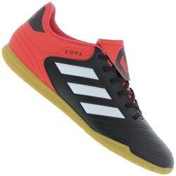 adidas Chuteira Futsal adidas Copa Tango 18.4 IN - Adulto - PRETO/BRANCO