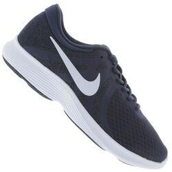 Nike Tênis Nike Revolution 4 - Masculino - AZUL ESCURO