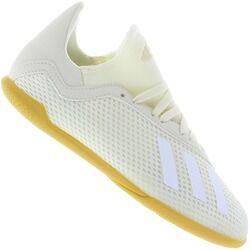 adidas Chuteira Futsal adidas X Tango 18.3 IC - Infantil - Off White