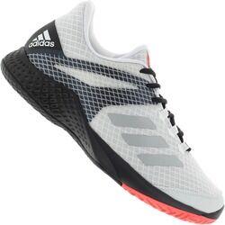 adidas Tênis adidas Adizero Club 2.0 - Unissex - BRANCO/PRETO