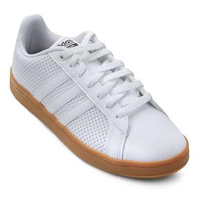 Tênis Adidas Cf Advantage Masculino - Masculino-Branco