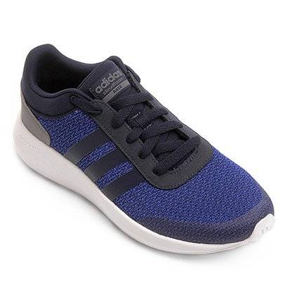 Tênis Adidas Cf Race Masculino - Masculino-Marinho