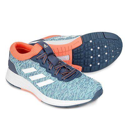 Tênis Adidas Chronus Feminino - Feminino-Azul+Branco