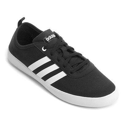 Tênis Adidas Qt Vulc 2 Feminino - Feminino-Preto