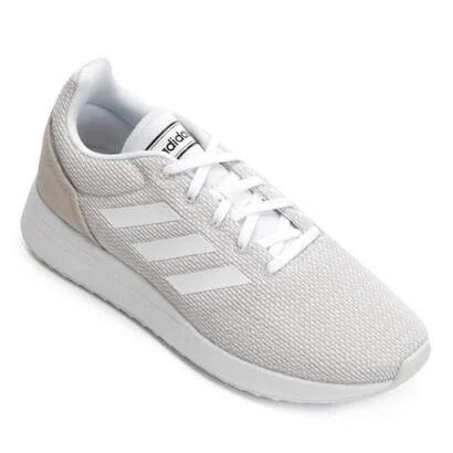 Tênis Adidas Retro Modern Feminino - Feminino-Branco