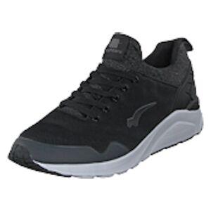 Bagheera Dash Black/Dark Grey, Shoes, sort, EU 38