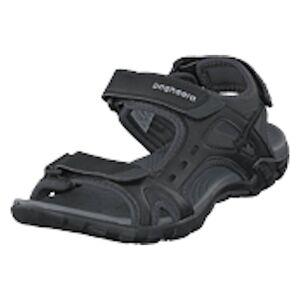 Bagheera Skipper Black/dark Grey, Shoes, grå, EU 43
