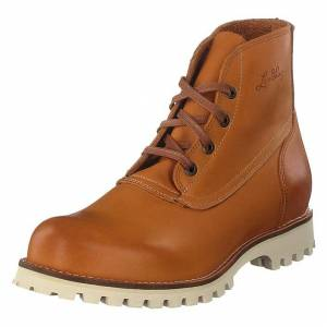 Lundhags Tanner Chukka 712 Cognac, Sko, Boots, Brun, EU 38