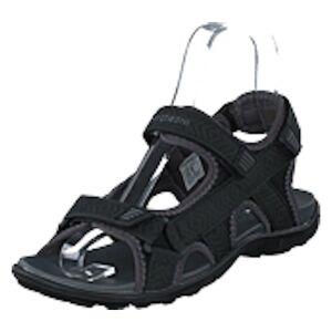 Bagheera Onyx Black/dark Grey, Shoes, sort, EU 38