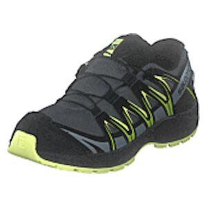 Salomon Xa Pro 3d Cswp J Gargoyle/black/charlock, Shoes, , EU 33