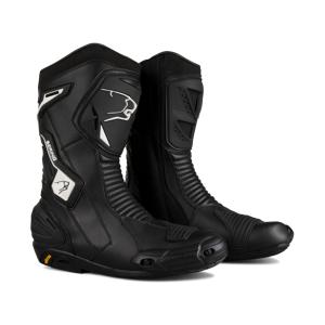 Bering MC-Støvler Bering X-Racer-R, Sort