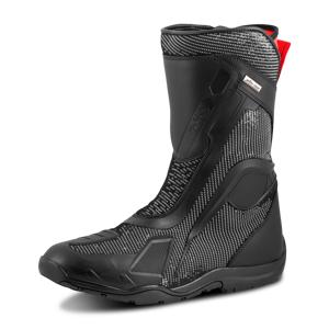 iXS MC-Støvler iXS Techno-ST, Sort