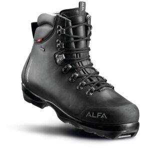 Alfa Men's Skarvet Advance Gore-Tex Sort Sort 43