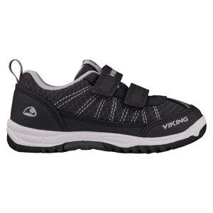 Viking Footwear Kid's Bryne Sort Sort 25