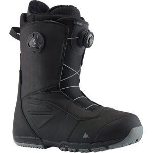 Burton Men's Ruler BOA® Snowboard Boot Sort Sort 41