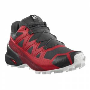 Salomon Men's Speedcross 5 Rød Rød 40