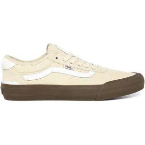 Vans Chima Pro 2 Skate Sko (Dove/White Dark Gum)