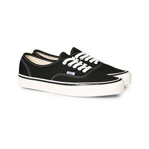 Vans Anaheim Authentic 44 DX Sneaker Black men US11,5 - EU45 Sort