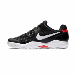 Nike Air Zoom Resistance Black/Bright Crimson/White 38.5