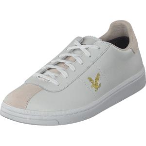 Scott Lyle&Scott Cooper White, Sko, Sneakers & Sportsko, Sneakers, Hvit, Herre, 42