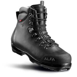 Alfa Skarvet Advance GTX M fjellskistøvler, herre  41 2018