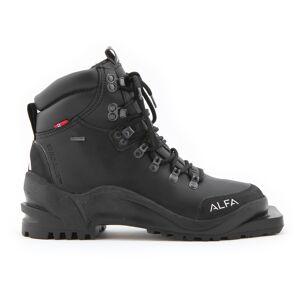 Alfa BC 75 Advance GTX M fjellskistøvler, herre Sort 43 2018