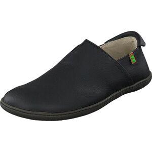 El Naturalista El Viajero N275 Black, Sko, Lave sko, Slip on, Svart, Unisex, 45