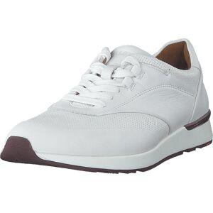 Lloyd Arturo White, Sko, Sneakers og Treningssko, Sneakers, Hvit, Herre, 45