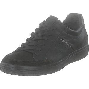 Ecco Soft 7 Black, Sko, Sneakers & Sportsko, Lave Sneakers, Svart, Herre, 43