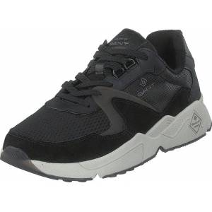 Gant Portland Sneaker G00 Black, Sko, Sneakers og Treningssko, Sneakers, Svart, Herre, 42