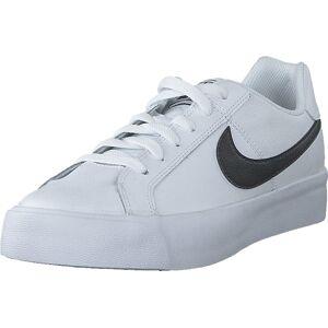 Nike Court Royale Ac White/black, Sko, Sneakers & Sportsko, Lave Sneakers, Hvit, Herre, 45