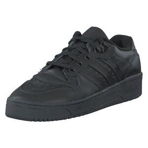 adidas Originals Rivalry Low Core Black/core Black/ftwr Whi, Sko, Sneakers, Grå, UK 9