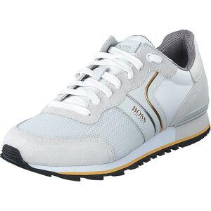 Boss - Hugo Boss Parkour_runn_nymx2 Natural, Sko, Sneakers og Treningssko, Sneakers, Blå, Hvit, Herre, 44