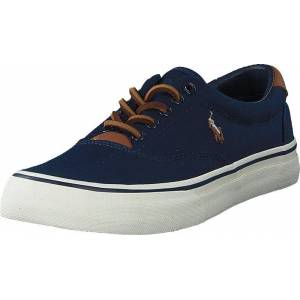 Polo Ralph Lauren Thornton Ne Newport Navy, Sko, Sneakers og Treningssko, Lave Sneakers, Blå, Herre, 40