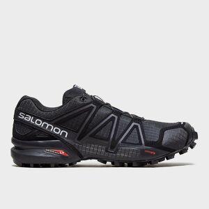 Salomon Ny Salomon menns Speedcross 4 trail running sko walking Bootss Black