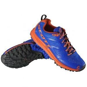 Scott Kinabalu Enduro Mens Trail Running Shoes Blue/orange orange/b...