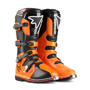 Stylmartin Crosstøvler Stylmartin Gear MX Oransj