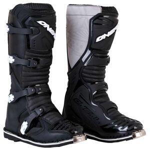 Oneal O´Neal Taranis ES MX støvler Svart 47