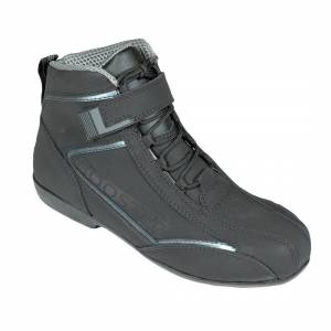 Booster City Motorsykkel støvler Svart 38
