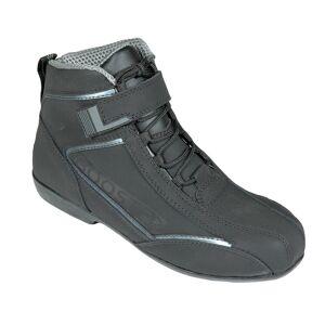 Booster City Motorsykkel støvler Svart 47