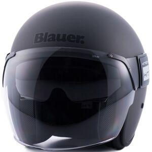 Blauer POD Jet hjelm Sølv M