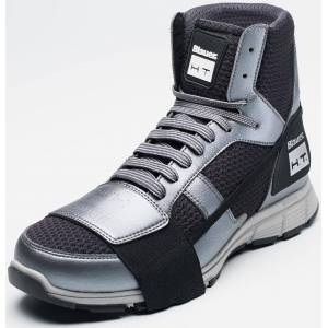 Blauer Sneaker HT01 Sko Svart 45