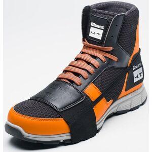 Blauer Sneaker HT01 Sko Oransje 43