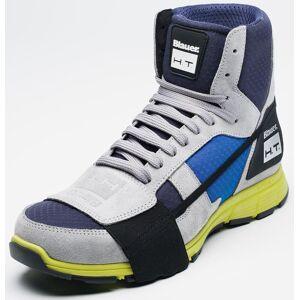 Blauer Sneaker HT01 Sko Blå Gul 47