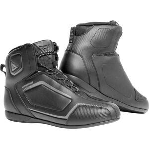 Dainese Raptors D-WP Motorsykkel støvler Svart Grå 46