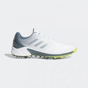 Adidas ZG21 - Hvit/Blå - Medium - Golfsko