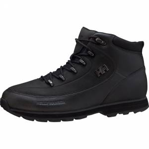 Helly Hansen Mens The Forester Casual Shoe Black 40.5/7.5