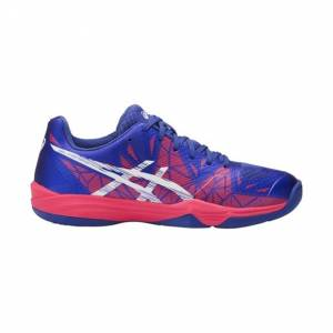 Asics Gel-Fastball 3 Blue Purple/White/Rouge Red 37.5